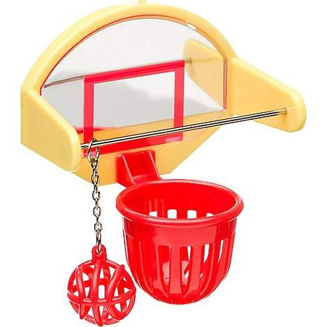 Insight Activitoys Birdie Basketball Bird Toy
