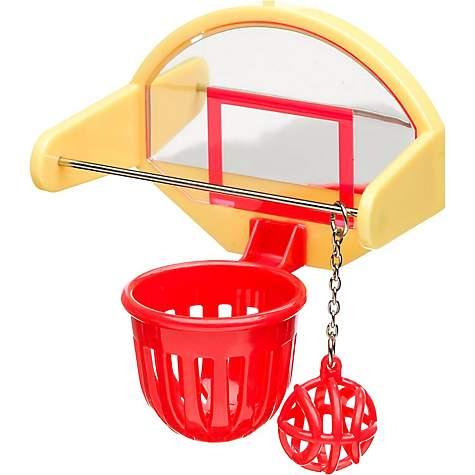 Insight Activitoys Birdie Basketball Bird Toy