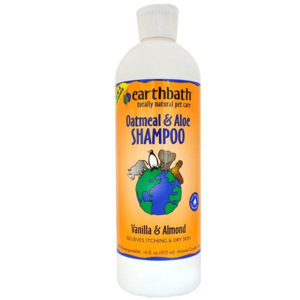 Earthbath Totally Natural Shampoos