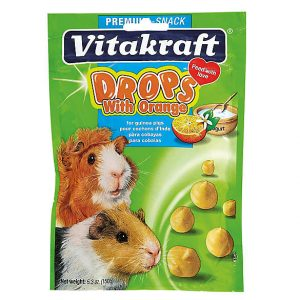 Vitakraft Guinea Pig Orange Drops