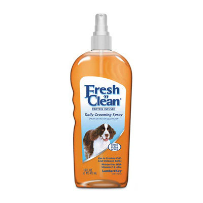 Fresh N Clean Grooming Spray