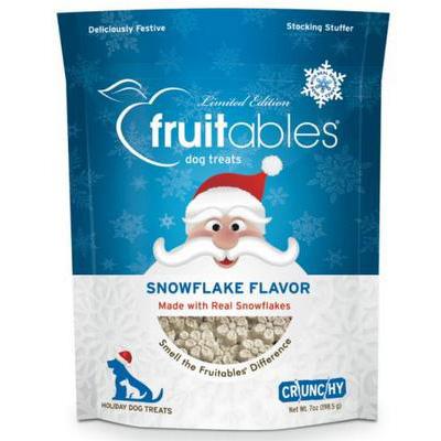 Fruitables Vanilla Snowflakes