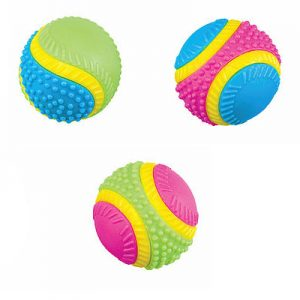 Spot Rubber Multi Sensory Ball