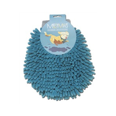 Messy Mutts Easy Grooming Scrubbing Glove