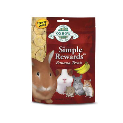Oxbow Simple Rewards Small Animal Treats