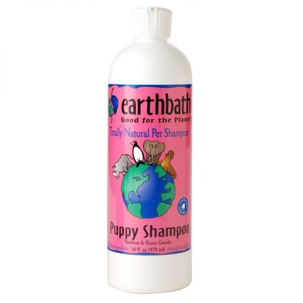 Earthbath Totally Natural Shampoos