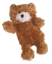 Catnip Teddy Bear Refillable Cat Toy
