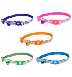 Safe Cat Glowing Cat Collars