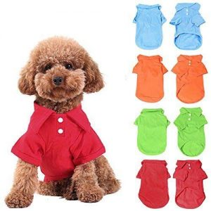 Kingmas Polo Dog Shirt