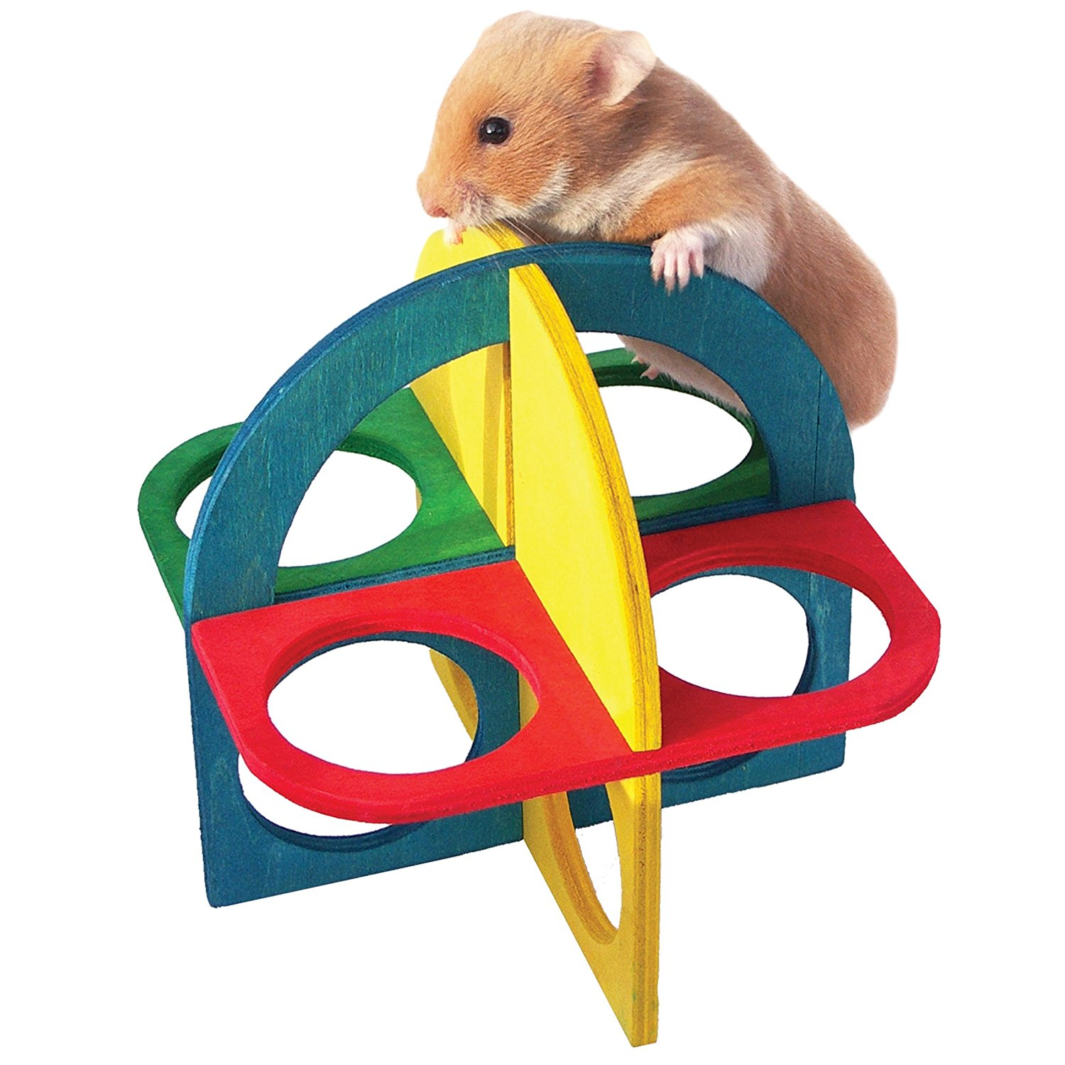 Play n Climb Small Animal Gym