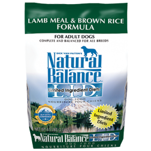 Lamb Meal Brown Rice Formula