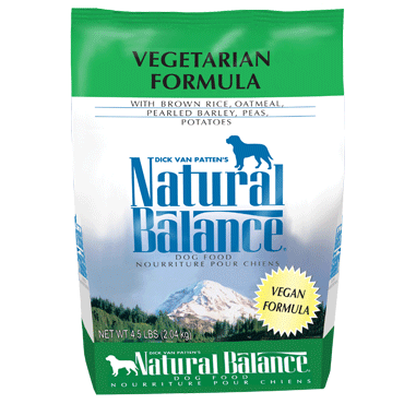 Natural Balance Vegetarian Dog Food