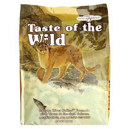 Grain Free Trout Salmon Cat Food