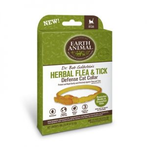 Earth Animal Natural Cat Flea Tick Collar