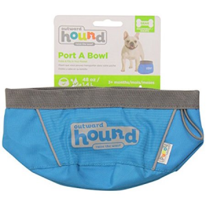 Outward Hound Portable Bowl