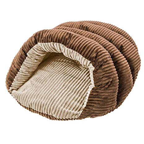 Ethical Sleep Zone Brown Cuddle Cave