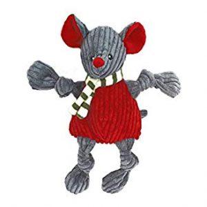 Huggle Katz Corduroy Holiday Mouse