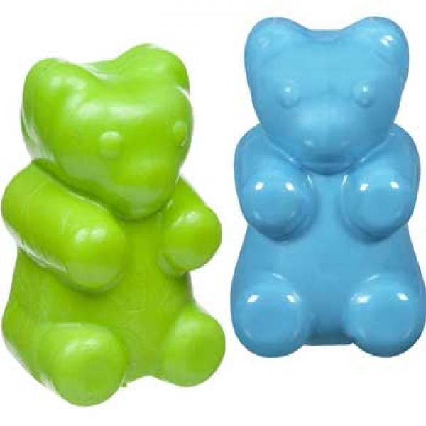 JW Mega Last Gummy Bears Dog Toy