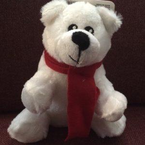 Pet Factory Polar Bear Dog Toy
