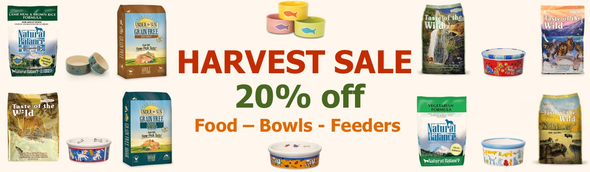 November Harvest Sale