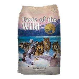Grain Free Wild Fowl Dog Food