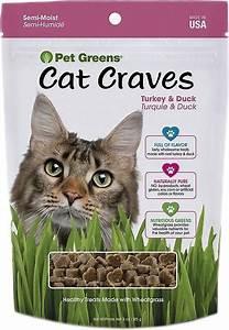 Pet Greens Cat Craves Semi Moist Cat Treats