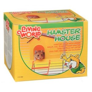 Living World Hamster House