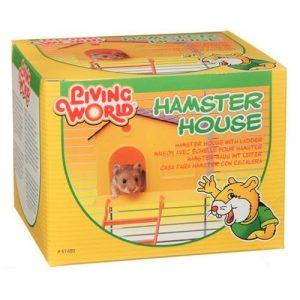 Living World Hamster House