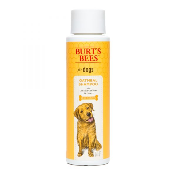 Burts Bees Natural Pet Shampoo