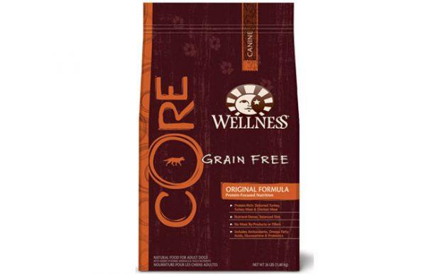 Wellness Core Grain Free Original Formula Dog Food