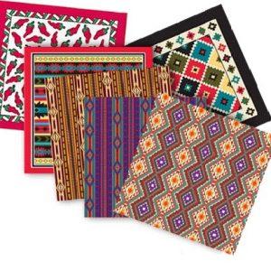 Tribal Patterns Pet Bandannas