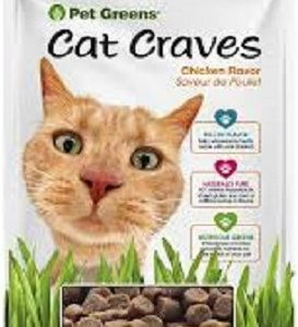 Pet Greens Cat Craves Semi Moist Cat Treats