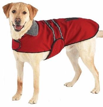 Casual Canine Reflective Dog Jackets