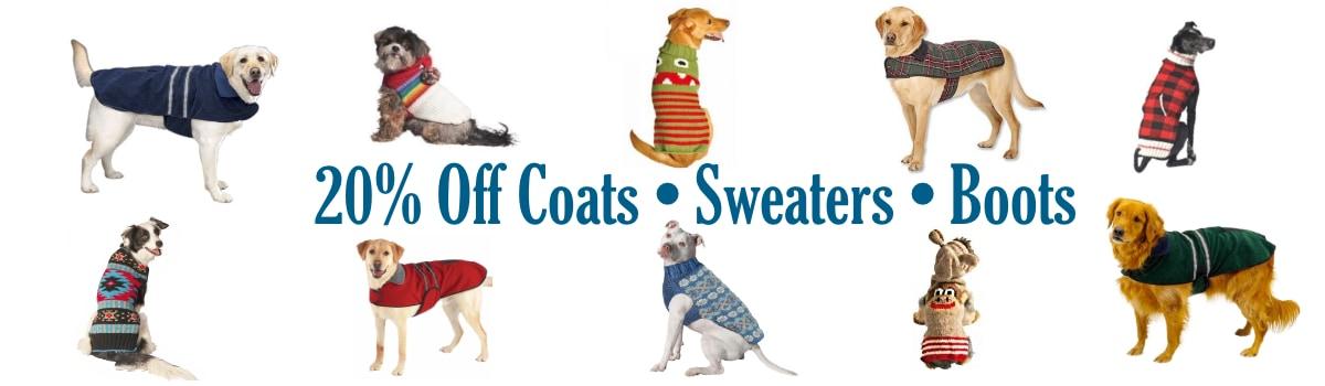 January 2020 Pet Clothing Sale