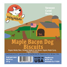 Wagathas Meat Maple Bacon Biscuits