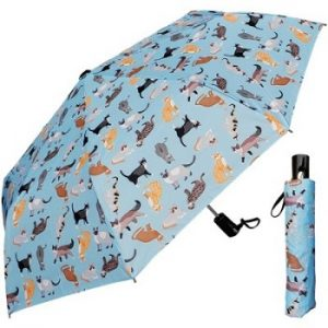 RainStoppers Multi-Cat Print Umbrella