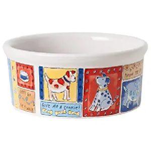 Signature Housewares Feed Me Large Bowl