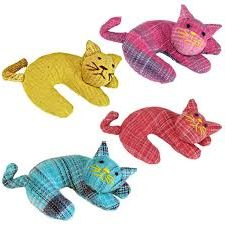 Goli Design Curly Catnip Kitty Cat Toy